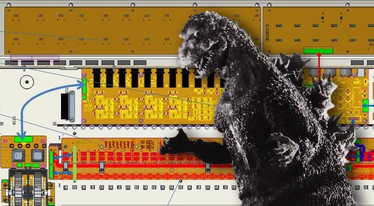 Behringer Monster