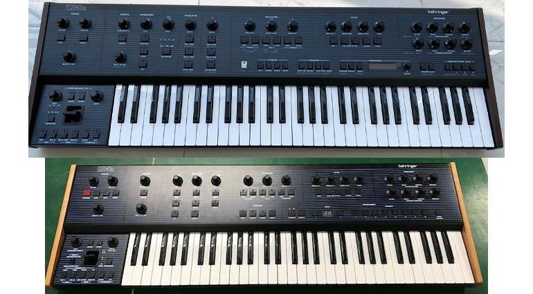 Behringer UB-Xa comparison to previous hardware