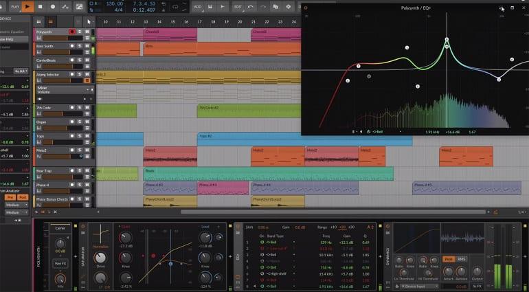 Bitwig Studio 3.2