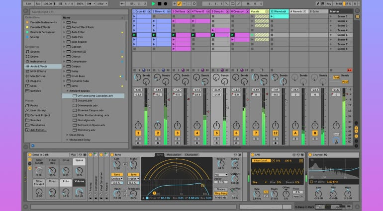 Deal Ableton Live 10