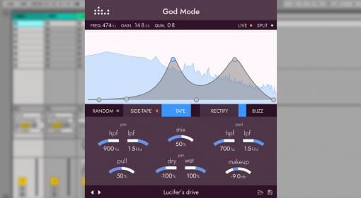 Denise Audio God Mode