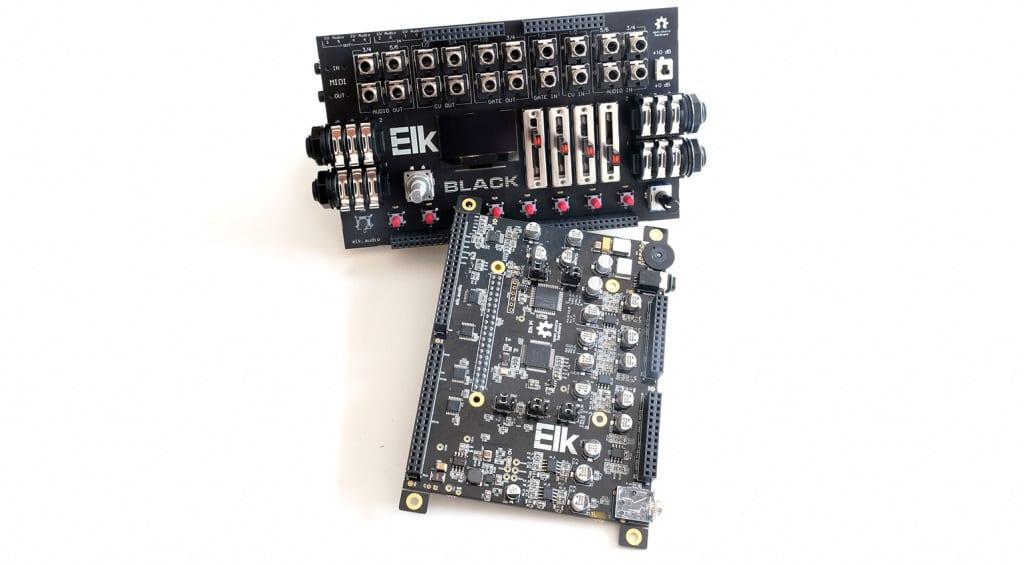 ELK Audio Blackboard and ELK Pi Hat