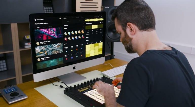 Endlesss Studio on Kickstarter