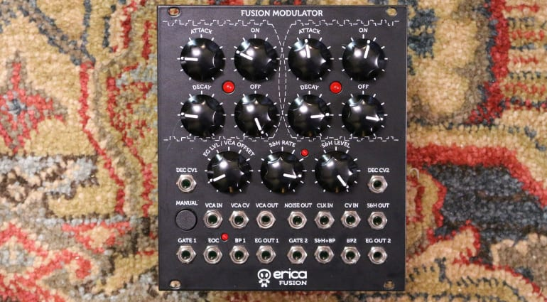 Erica Synths Fusion Modulator