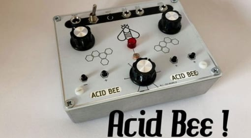 Error Instruments Acid Bee
