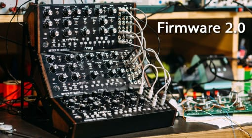 Mother-32 Firmware