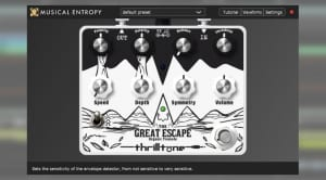 Musical Entropy The Great Escape
