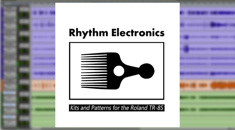 rhythm electronics oldschool hip hop breaks kits and patterns for Roland TR-8S
