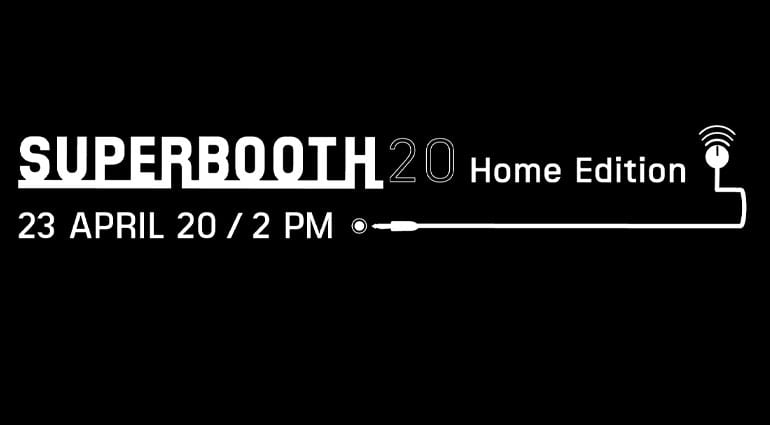 Superbooth20 Home Edition