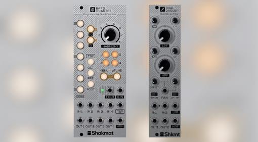 Shakmat Bard Quartet and Dual Dagger