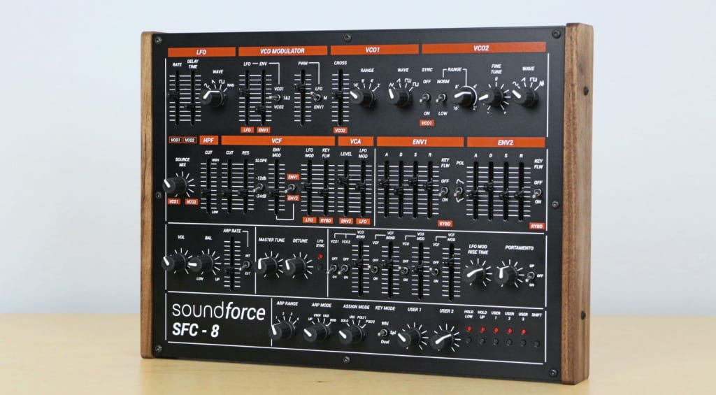 Soundforce SFC-8