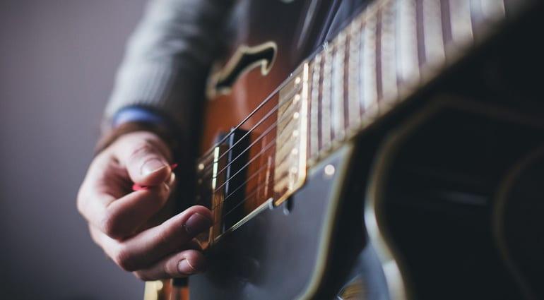 Guitar Center reopens
