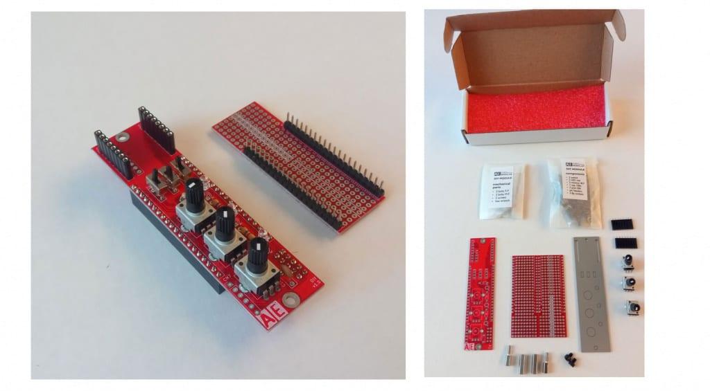 Tangible Waves DIY Kit