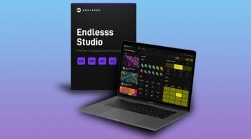 Tim Exile Endlesss Studio