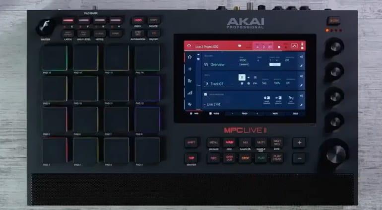AKAI MPC Live 2