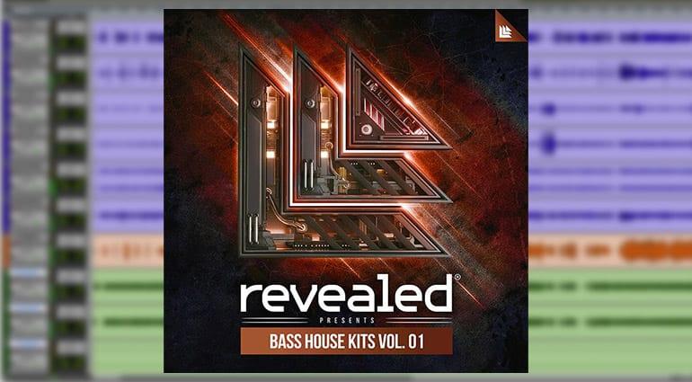 Alonso Sound Bass House Kits Vol. 1 cover art