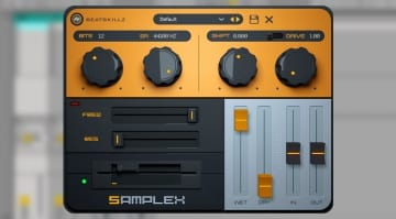 BeatSkillz SampleX plug-in