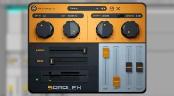 BeatSkillz SampleX plug-in