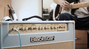Blackstar HT Club 40 MkII Black & Blue Edition combo