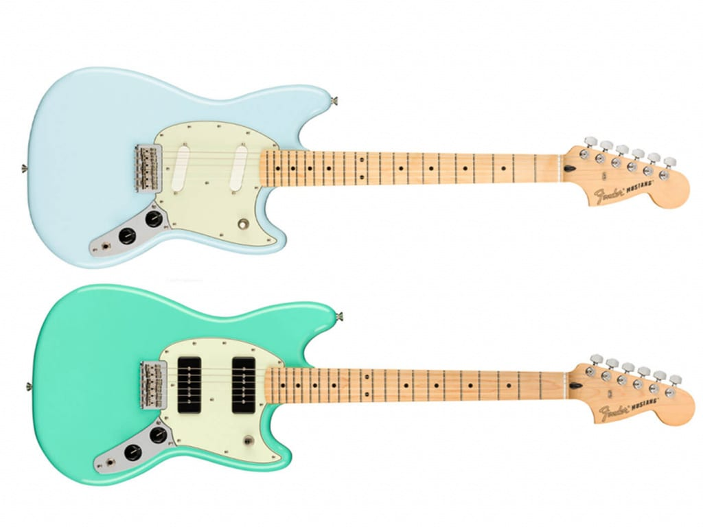 Fender Player Series Mustang