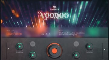 UJAM Finisher VOODOO.
