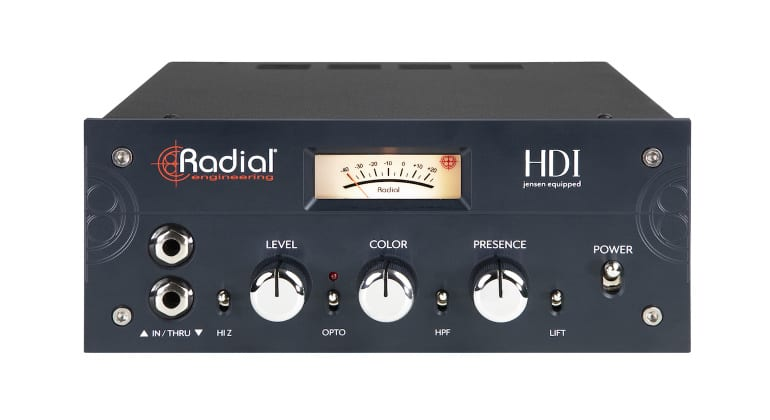 Radial Engineering HDI front