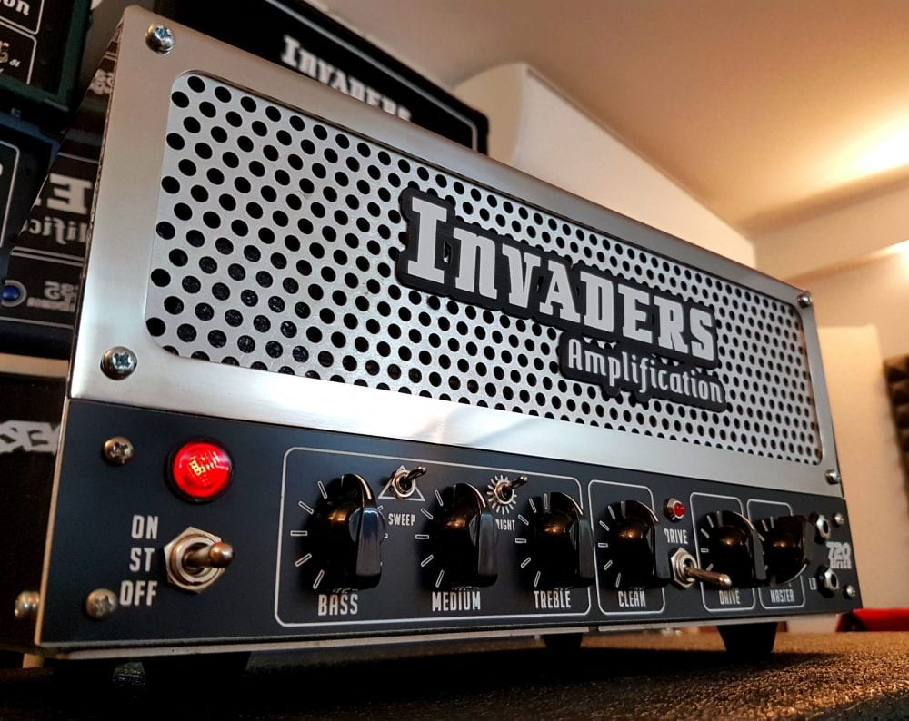 Invaders Amplification 720 Britt