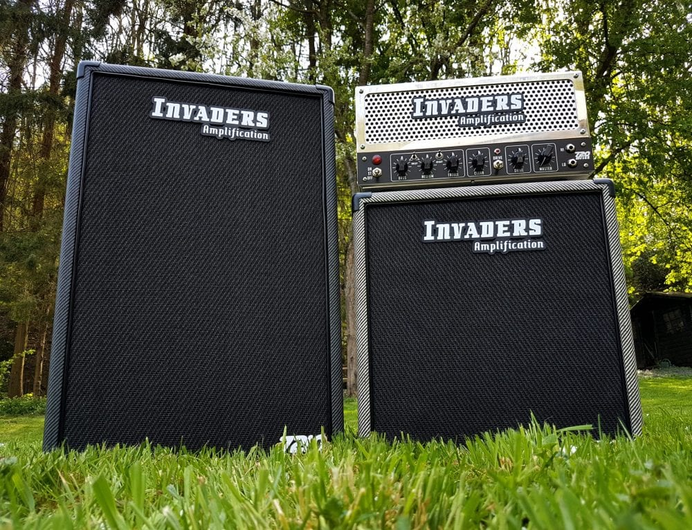 Invaders Amplification 720 Britt stack