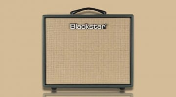 Blackstar Jared James Nichols limited edition JJN-20R MkII combo