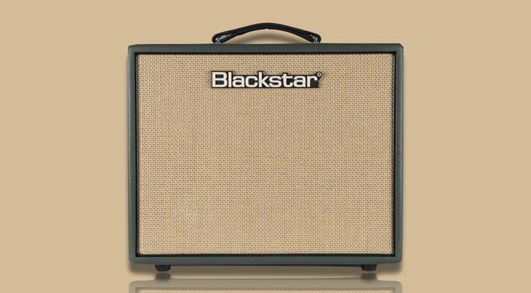 Blackstar Jared James Nichols limited edition JJN-20R MkII combo