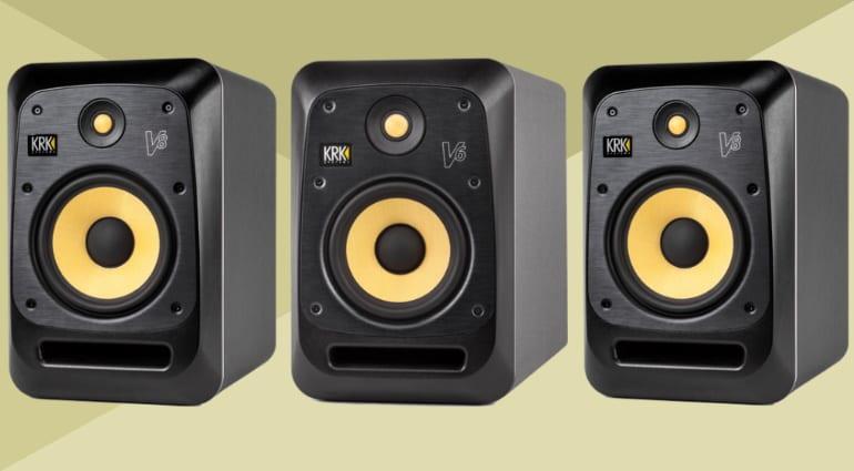 KRK Studio Monitors Deals at Thomann