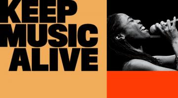 Keep Music Alive Royalties Campaign