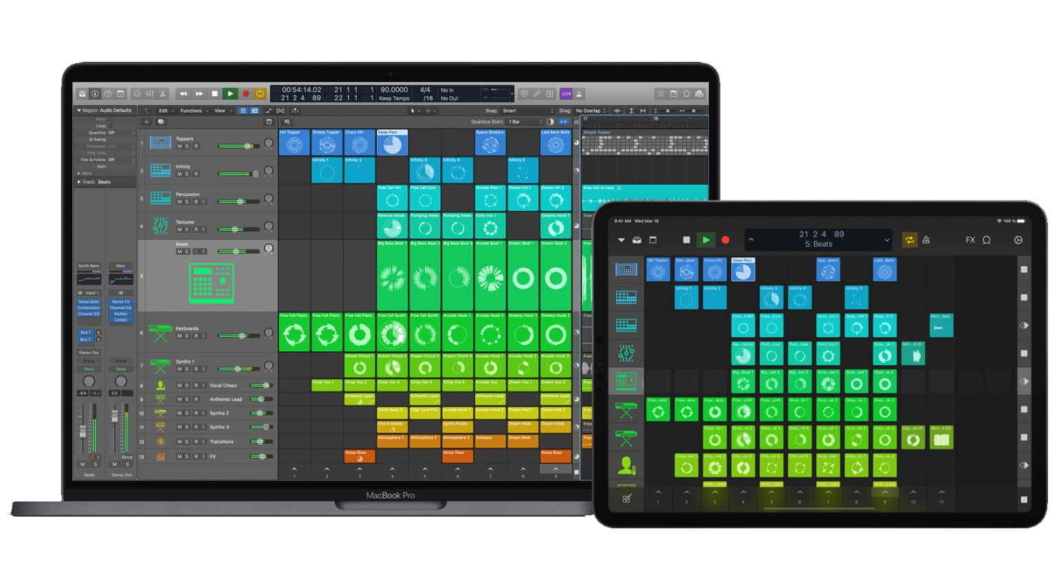 Logic Pro X 10 5 Update Is Out The Biggest Enhancement Since Adding Alchemy Gearnews Com