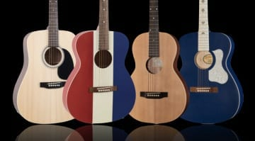 Massive 50% or more off Recording King deal on four great acoustic models