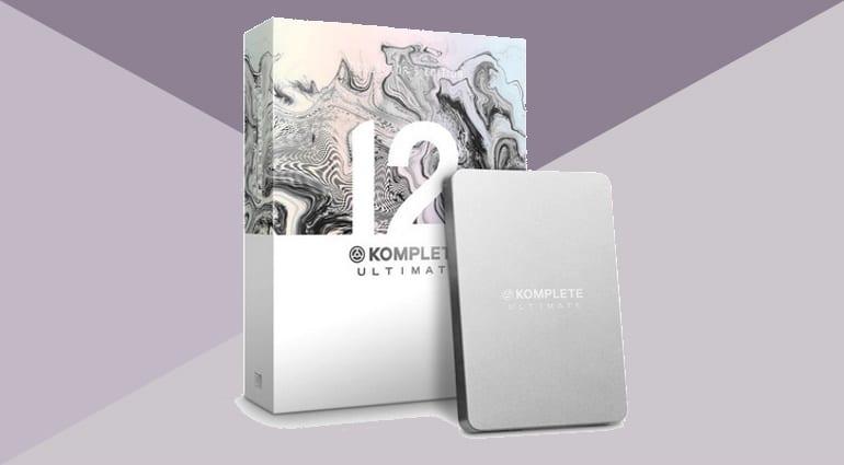 NI Komplete 12 Ultimate Collectors Edition