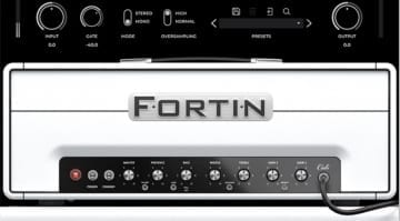 Neural DSP releases the Fortin Cali Suite a hot rodded British amp plugin