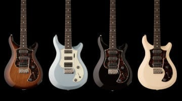 PRS S2 Studio limited run of only 50 guitars