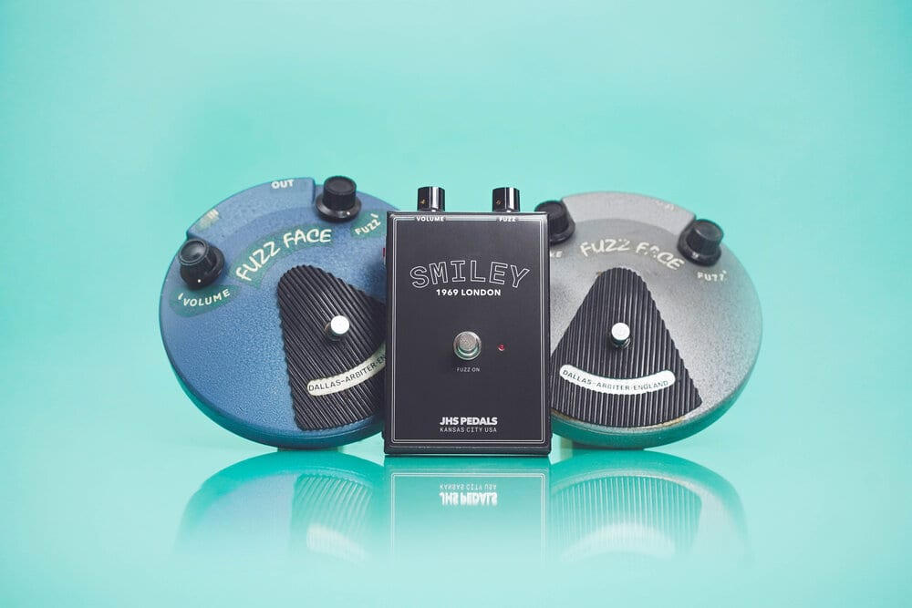 JHS Pedal Smiley