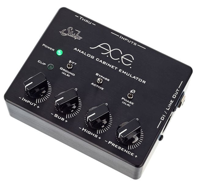 Suhr ACE Analog Speaker Emulator