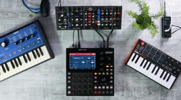 Akai MPC Update