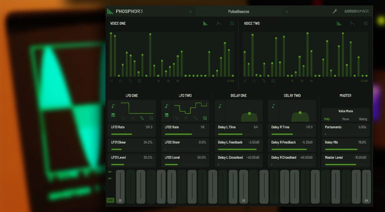 Audio Damage Phosphor 3