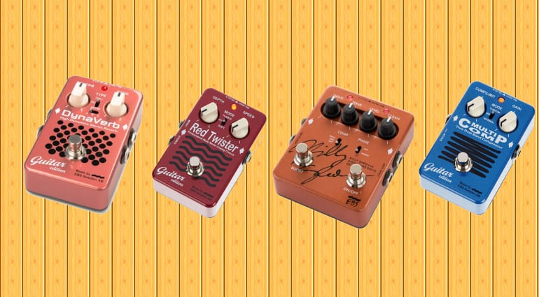 EBS effect pedal deal