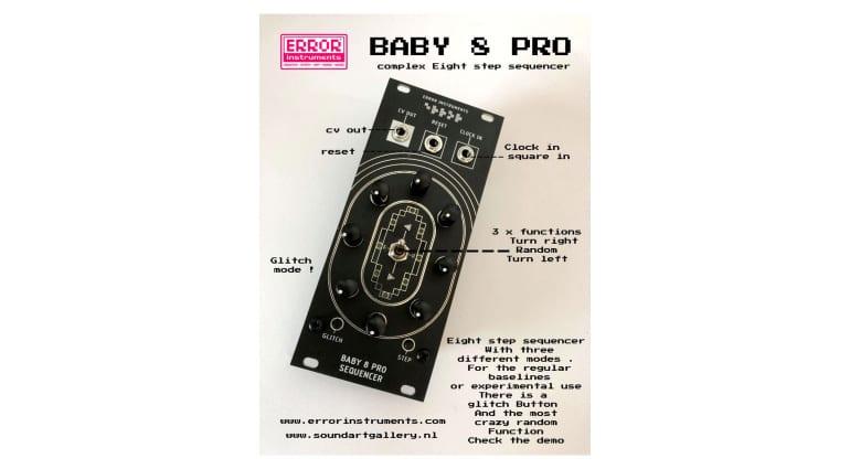 Baby Pro 8