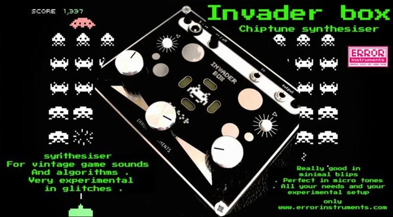 Error Instruments Invader Box