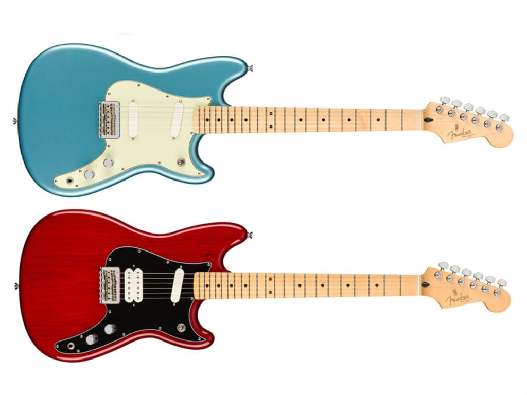 Fender Player Series Duo Sonic