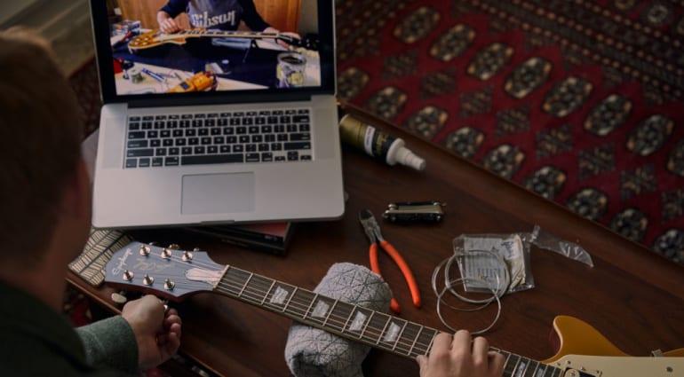 Gibson launches new Virtual Guitar Tech Service