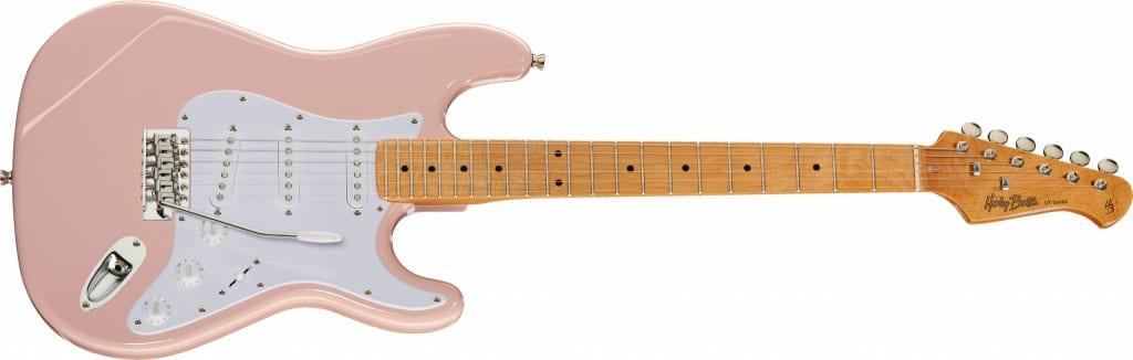 Harley Benton ST62CC Shell Pink