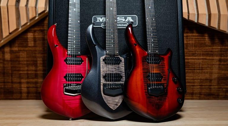 John Petrucci 2020 Majesty collection