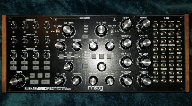 Subharmonicon Engineering version