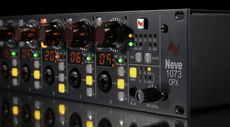 Neve 1073 OPX hero shot